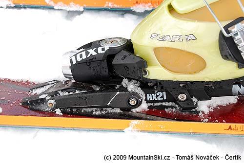 Toe of Naxo NX21