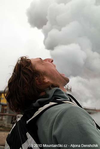 GeoTES kouří co to dá…