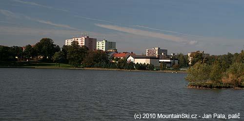 Lake in Jedovnice