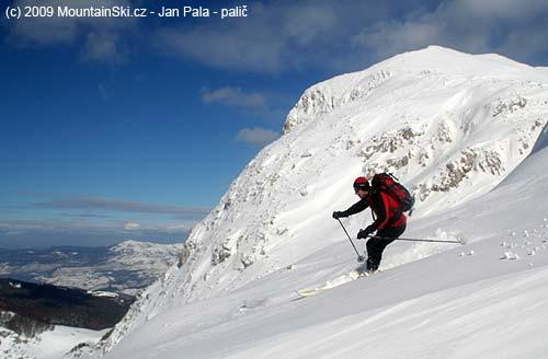 Libor vpohoří Treskavica