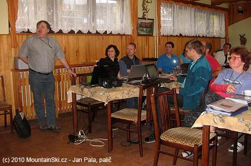 Ivan Rotman shrnuje výsledky kongresu vInsbrucku