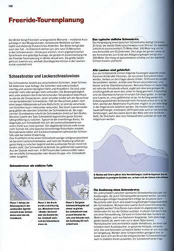 Úvod do problematiky plánování freeridové túry na straně110