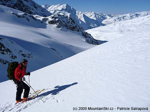 Skialpinism in Italy
