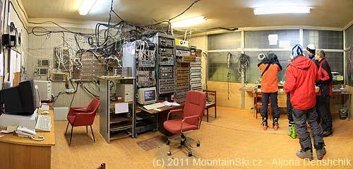 Centrum sledování kosmických částic