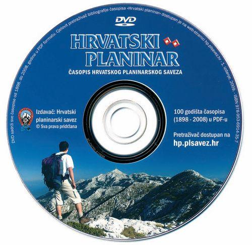 CD Hrvatski planinar– 100godišta časopis