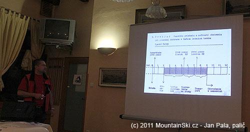 Časová náročnost zásahu horské služby vminulosti