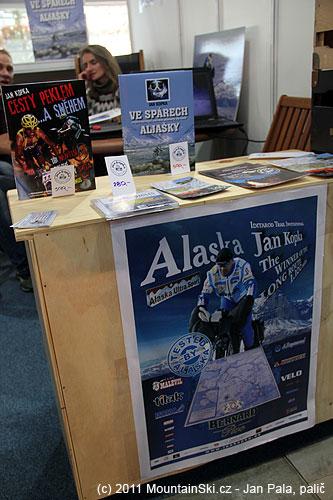 Jan Kopka a jeho aljašská brutalita na horském kole
