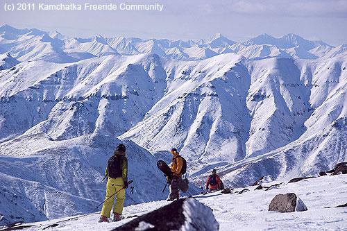 Hory, hory, všude okolo jsou jenom hory…
