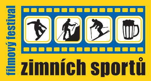 Logo Filmového festivalu zimních sportů