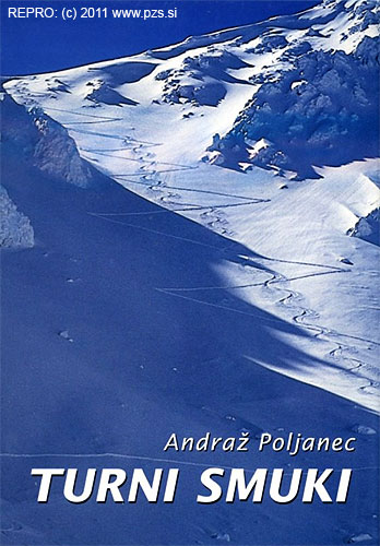 Titulní strana knihy Turni smuki