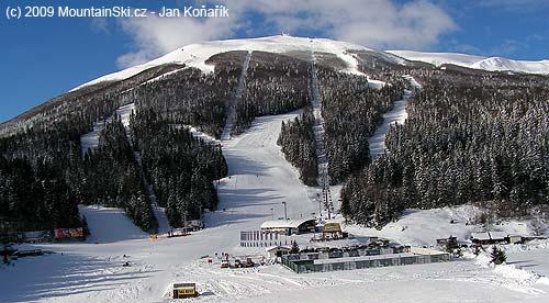 Olympijské lyžařské středisko Bjelašnica