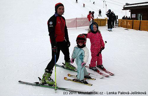 Další kolo lyžování svyužitím vleku je před námi