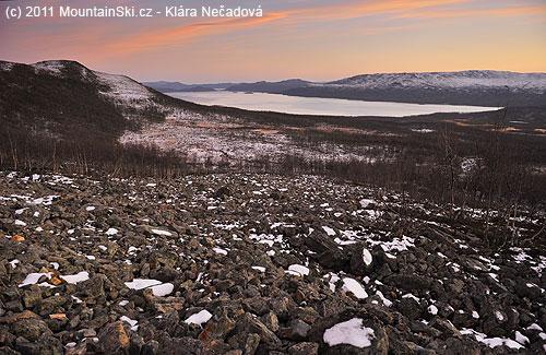 Kilpisjärvi-hiking area Malla