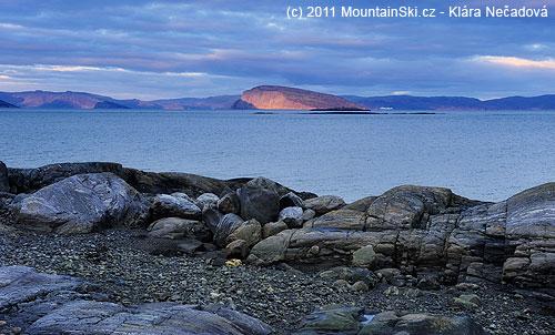 Cestou kměstu Hammerfest