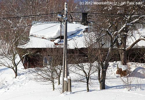 Jak je možné udržet sníh na střeše