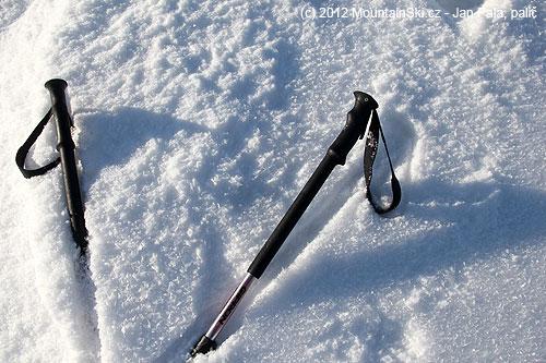 Když hůlky spadnou do prašanu