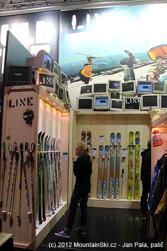 Line, to jsou lyže LINE