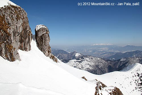 Výhledy kvůli kterým stojí za to chodit vzimě na hory