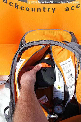 Vypouštěcí ventil BCA