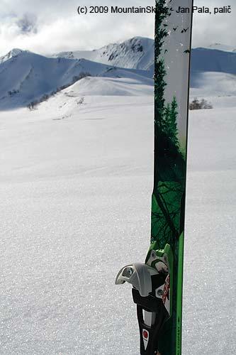 Špička Diamir Eagle na lyžích Movement Iki