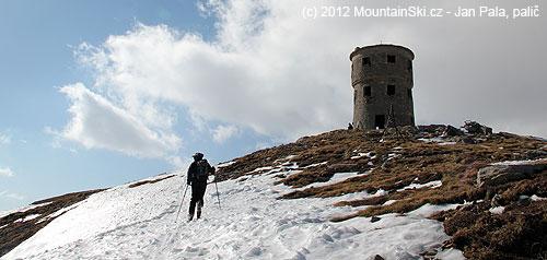Třetí nejvyšší vrchol bývalé Jugoslávie je na dosah