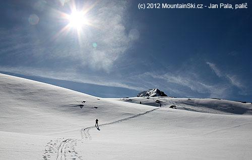 Výlet na Eisseekogel vdolní části