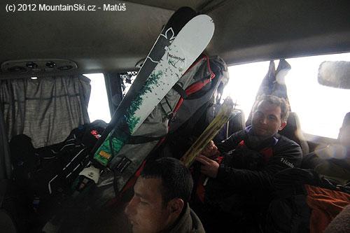 Pohodlná cesta autobusem zhor do Byblosu