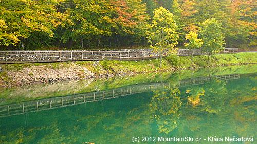 Podzim už je ve Slovinsku vplném proudu