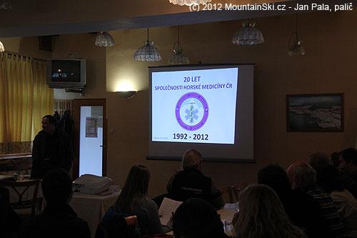 Shrnutí dvaceti let činnosti Společnosti horské medicíny