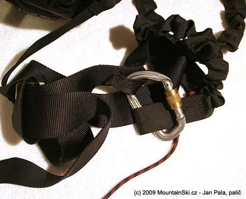 Belt to fix Avalanche Ball around waist