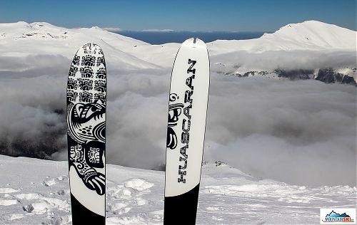Dynafit skis for Macedonian snow