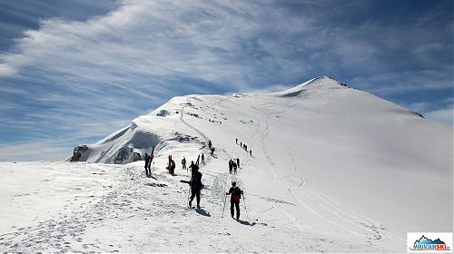 Pohodová hřebenovka v pohoří Šar planina