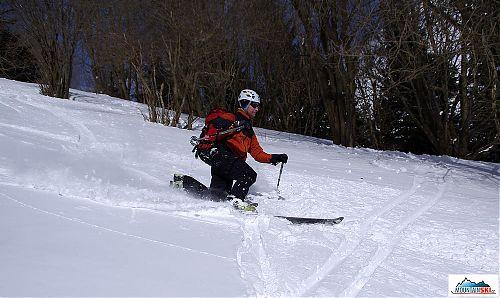 A další krok k radosti z lyžování