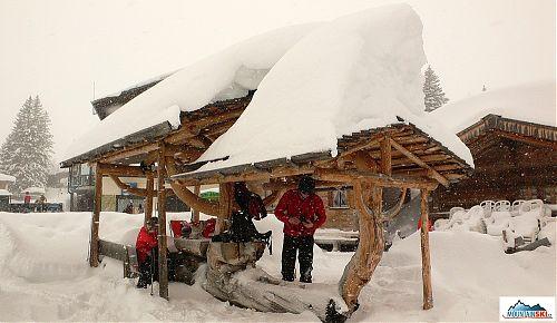 Kde se my Češi na ty alpské inženýry s tou statikou hrabeme