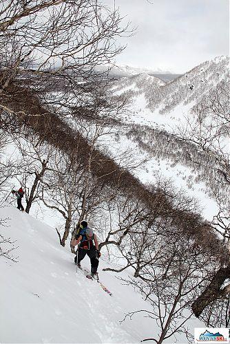 Aljona & Katka are climbing to Palec