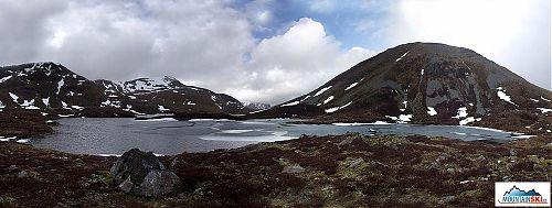 Coire an Lochain v Mamores