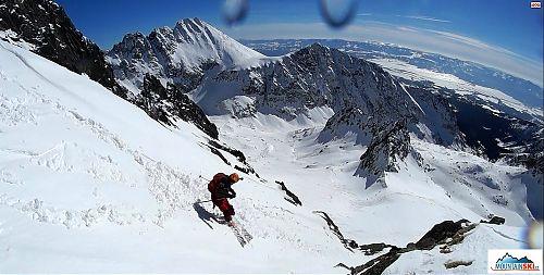 Tatry - skiextrémové eldorádo