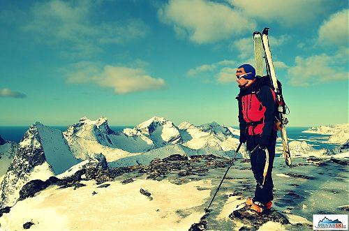 Opět vrchol Segltindenu