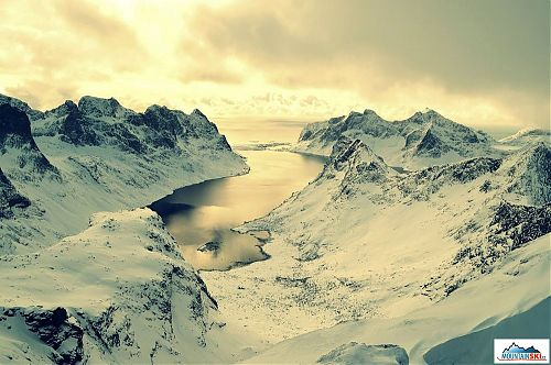 Natural fantasy - Lofoten