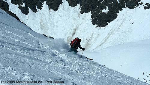 Fantastic skiing– skierk Ropák