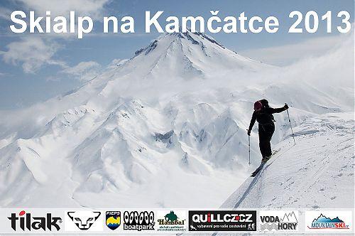 Úvodní snímek promítání Kamčatka 2013