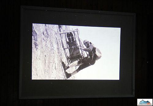 Krátký výborný film o historii letecké záchranné služby na Slovensku včetně prvního zásahu s vrtulníkem Mi-4