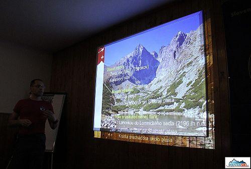 Robert Bednařík představil letošní zásah s vrtulníkem ve Vysokých Tatrách