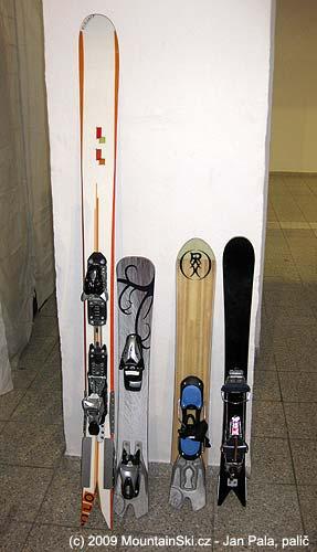 Rax ski svázáním Silvretta 400