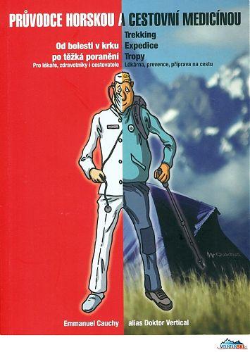 Titulní stránka Průvodce horskou a cestovní medicínou