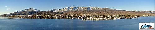 Akureyri – hlavní město severu