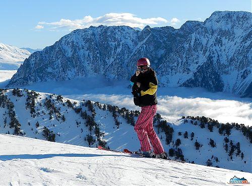 Odfotit, a další lyžařský sjezd do mlhy je před námi