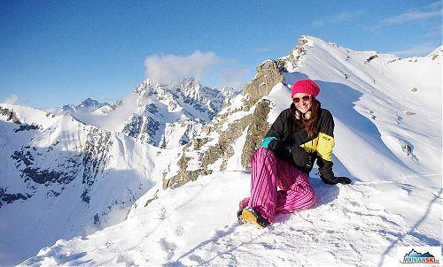 Krkonoše, Tatry nebo Alpy? Pole dance je dobrá průprava na vše