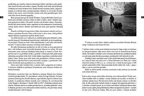 Ukázka - Po zamrzlé řece do nitra Himaláje str. 16-17