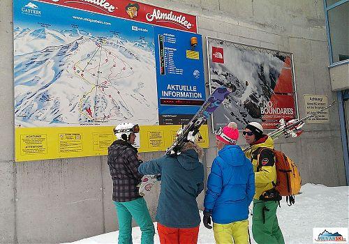 Sportgastein - oblast, která nemá chybu